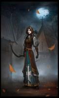 Archer by haryarti
