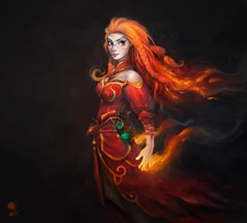 Lina by haryarti