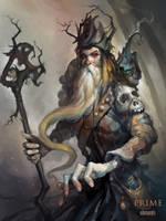 Necromancer by haryarti
