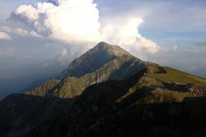 Sochi mountains by haryarti