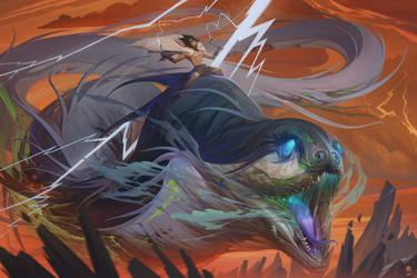 Ragnarok by haryarti