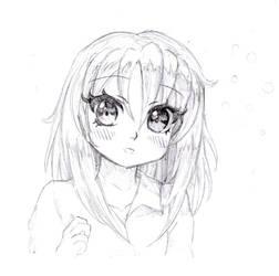 Maira 1-17 Sketch by Candor-Shade