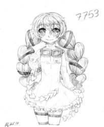 7753 Sketch by Candor-Shade