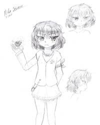 Nila Straese Sketch by Candor-Shade