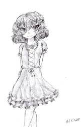 Nila sketch 2-18 by Candor-Shade