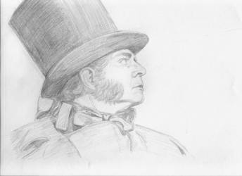 Inspector Javert by TelegramSam