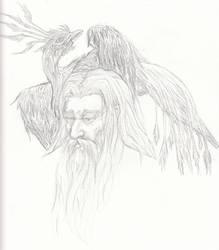 Albus Dumbledore by TelegramSam