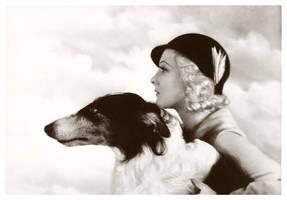 Vintage Lady 39 by Bnspyrd