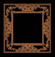 Frame Lacey Copper by Bnspyrd