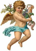 Victorian Cupid 1 by Bnspyrd