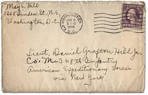 Vintage Envelope 1 by Bnspyrd