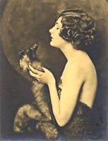Vintage Art Nouveau Pose 7of9 by Bnspyrd