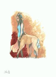 Centaur by Dislexas