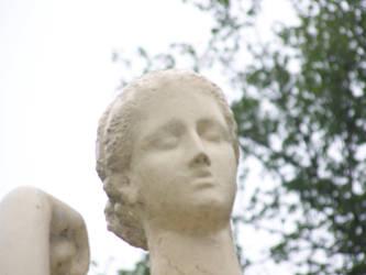 Statue 1 by crazyandmuttering