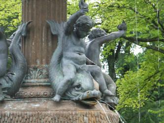 Statue 2 by crazyandmuttering