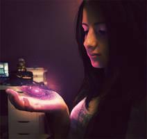Natalia's Galaxy by PsychOut