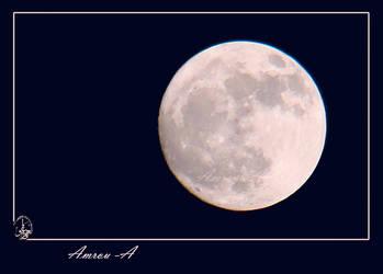 PINK MOON by AMROU-A