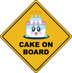 Cake On Board by MeMiMouse