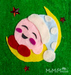 Sleeping Kirby Collage by MeMiMouse