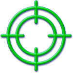Crosshairs Free Stock by MeMiMouse