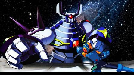 MMBN4 Final Battle (Old version) by Mega-X-stream