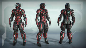 tactical gear alternate by L04D3D