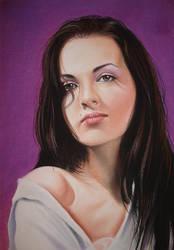 purple by PASTELIZATOR