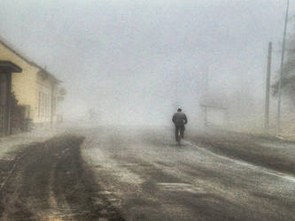 Toward the Mist by vertatp