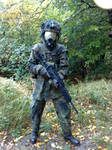 SSR Larp II Dummy exoskeleton by A-Teivos