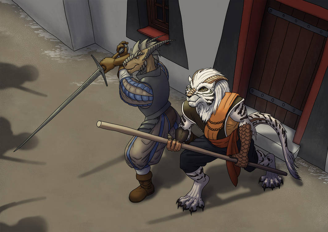 Ambush! by A-Teivos