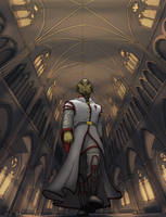 Halls of Light by A-Teivos