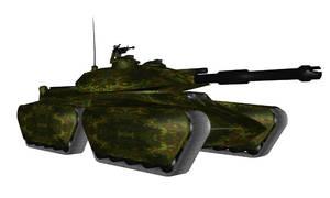 APTH 1 HBT Heavy Battle Tank by A-Teivos