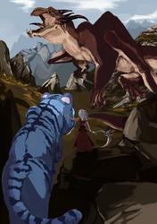 The adventure begins by ItsSharkbait