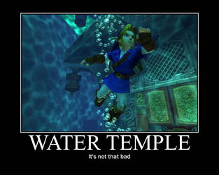 The Water Temple by shadowprincess104