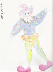 Joker by PegasusHoshizora