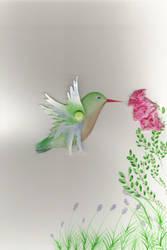 Hummingbird by PegasusHoshizora