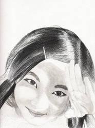 Self portray 2 by PegasusHoshizora