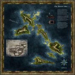 Jhunjul Isles by Jaxilon