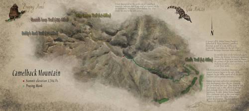 Camelback Mountain by Jaxilon