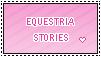 Stamp: Equestria Stories by EStories