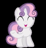 Vector: Sweetie Belle 3 by EStories