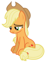 Vector: Applejack 89 by EStories