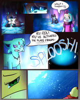 Operation: Rune of Fate - Ch 1 Page 21 by GameMaster15