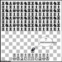 sparta chess by kastrishis