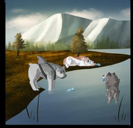 Fiskr Fishing Friends - 01 by endless-adventure