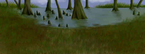 Swamp by KalisCoraven