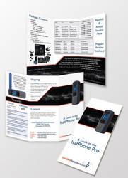 IsatPhone Pro Brochure by KalisCoraven
