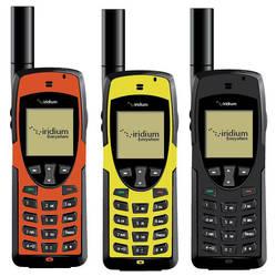 Iridium 9555 Vector - Colours by KalisCoraven