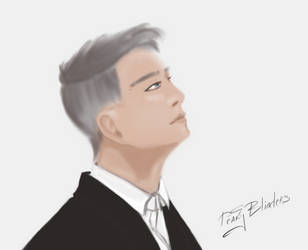Thomas Shelby by Widshot