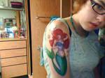 Ariel tattoo by leah2culp